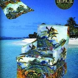 Tropical Splendor Fabric